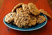 Texas Cowboy cookies (sometimes called Texas Cow Chips), Texas, USA