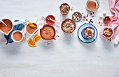 Five Ways with Hot Chocolate