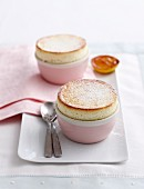 Perfect pavlova and other egg desserts- citrus souffle