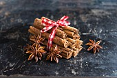 Christmas spices as a gift