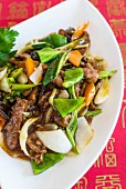 Rindfleisch Chop Suey (China)