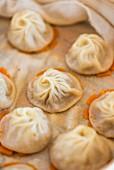 Dim Sum (gefüllte Teigtäschchen), China
