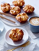 Kouign-amann, the classic buttery Breton pastries