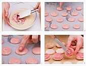 How to bake and fill macarons