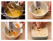 How to make millet pudding