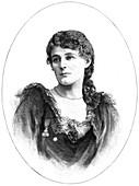 Maud Gonne, Irish suffragette