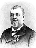 Benjamin Berkeley Hotchkiss, US engineer