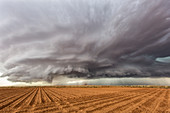 Supercell thunderstorm, Texas, USA