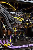 Computer server cables