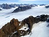 Midgard Glacier, Greenland, May 2016