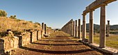 Messene Stadium Colonnade