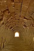 Pre Roman 'Roman' arch, Nemea, Greece