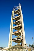 Olympic Park observation tower.