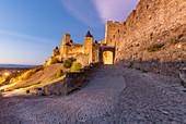 Carcassonne citadel, France