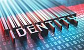 Identity barcode