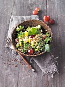 Vegan buckwheat and broccoli tabbouleh (Sirtfood)