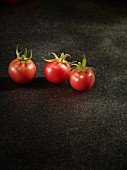 Three Rose De Berne tomatoes