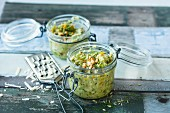 Fennel pesto with pine nuts