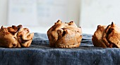 Muffins with dried plums (sugar-free)