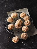 Light almond biscuits