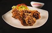 Crispy fried chicken (Thailand)