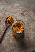 Homemade superfood spice