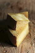 Cheese from Malga Fane (Italy)