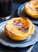 Pastel de Nata, Portuguese pudding tarts