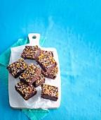 Liquorice Allsorts Brownies