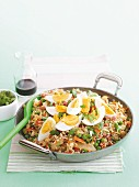 Egg and Bacon Fried Rice