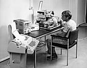 Doppler spectroscopy, 1974