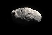 Comet C-2014 S3 (PANSTARRS), illustration