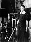 Herta Regina Leng, Austrian-American physicist