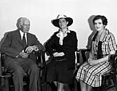 Kendall Emerson, Alix Churchill, Eleanor Brown Merrill