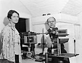 Edward Dorris McAlister, US biophysicist