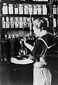 Margaret Dorothy Foster, US chemist