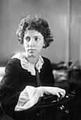 Nathalia Clara Ruth Crane, US child poet and novelist