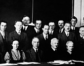 Seventh Solvay Conference, 1933