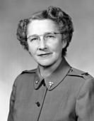 Ruby Ficklin Bryant, Chief of US Army Nursing Corps