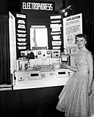 Taimi Toffer Anderson, 1956 US science competition winner