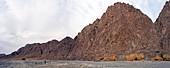 Ophiolite rocks, Oman