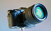 Digital single lens reflex camera