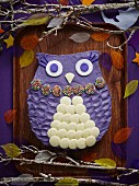 Oscar the Owl Cake