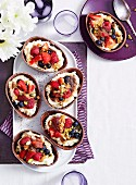 Berry Mousse Dessert Cups