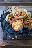 Almond muffins
