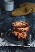 Bara Brith (tea cake with raisins, Wales, Great Britain)