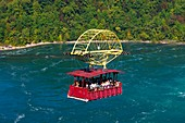 Niagara Whirlpool Aerocar, Canada