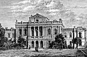 Adelaide Supreme Court, Australia, illustration