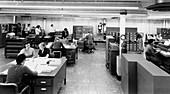 Human computers at NACA and NASA