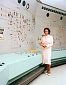 Annie Easley, NASA mathematician